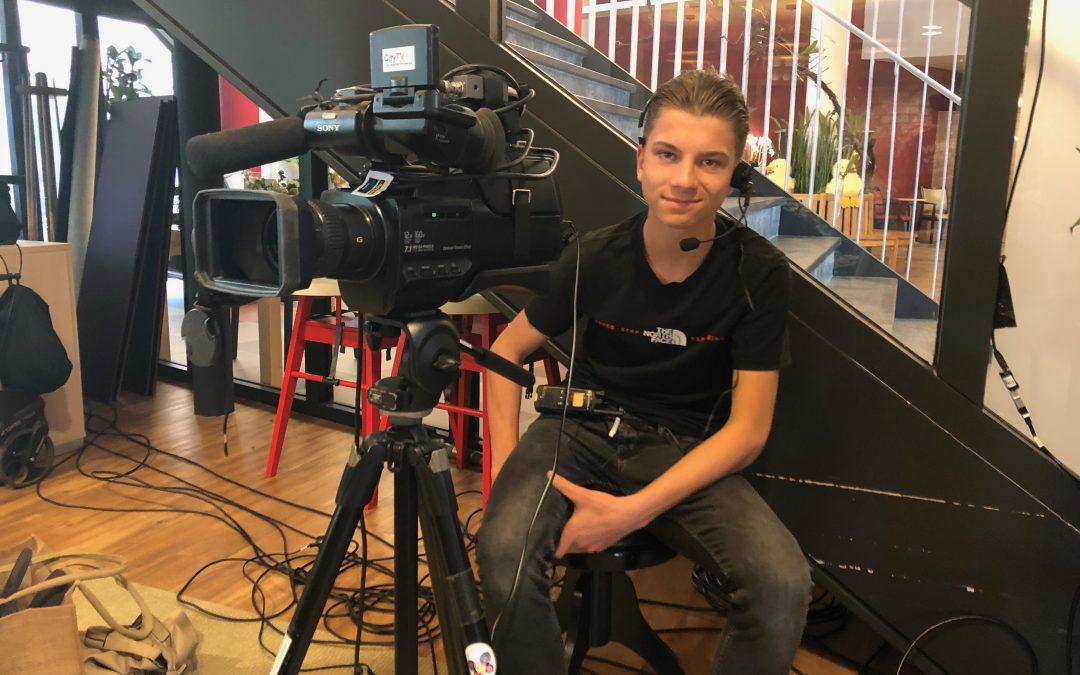 Omroep Land van Cuijk TV steeds vaker live…….
