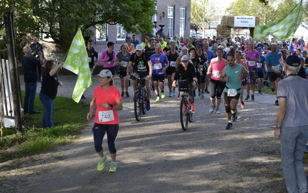 Zomerse jubileumeditie Raamvallei Duomarathon wederom groot succes