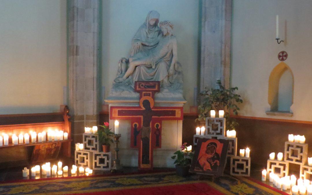 Cuijkse Taizéviering in teken van Advent
