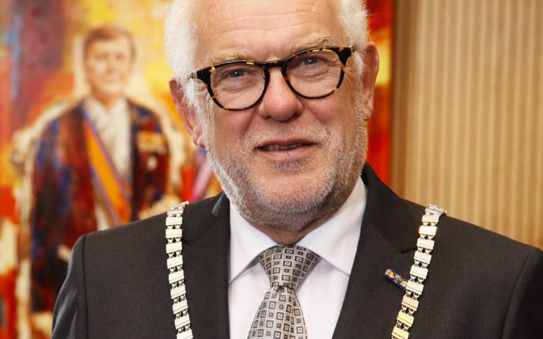 Bericht burgemeester van Soest (Boxmeer)