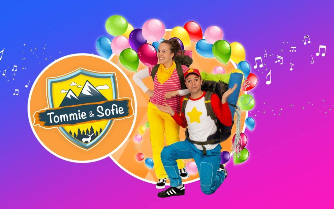 Kinderprogramma op Omroep Land van Cuijk: Tommie en Sofie